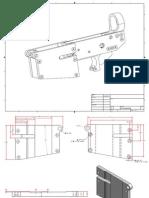60995712 Scratch Built AR 15 Bolt Together Receiver Plans