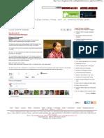 Dipu Moni Tells JS Jamaat Patronizing Rohingyas