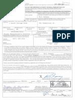 TX RPT Ballot Application, Romney