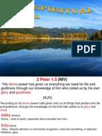 Your Spiritual Vision