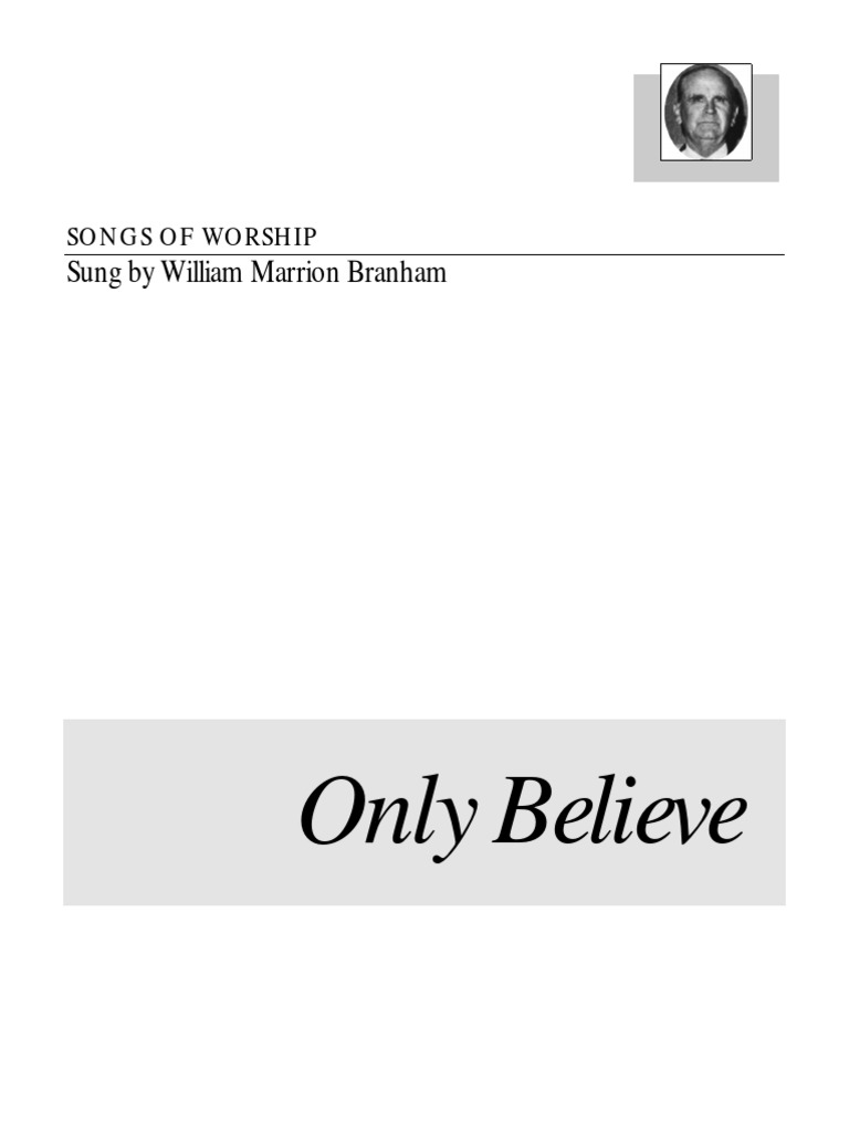 Only Believe | Jesus | Religious Behaviour And Experience