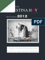 Editoriales Palestina Hoy Mayo 2012