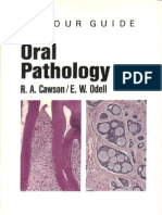 Oral Pathology (Colour Guides) - R. a. Cawson, J. W. Odell