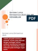 Sistemik Lupus Eritematous (SLE) New