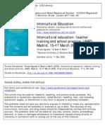 i06-2CC83d01_Intercultural Education-teacher Training & School Practice