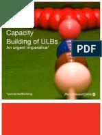 Capacity Building Brochure