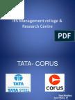 VAluation on TATA Corus Deal