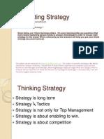 Marketing Strategy 1.0. Srikanth Srinivasamadhavan.