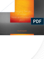 Emerging Trends in Indian Retail and Consumer-2011