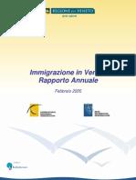 2004 Rapporto Immigrazione Veneto