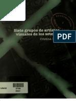 Siete Grupos de Artistas Visuales de Los 70_Germinal