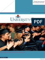 Study International UCW Programme Details