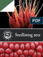 Seed Listing Catalog