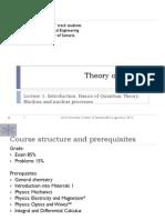 Lecture1.Intro.quantum Model
