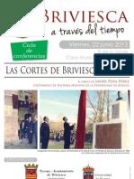 Cartel Conferencia Cortes