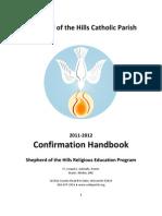 Confirmation Handbook