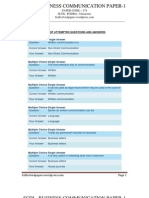 Scdl Business Communication Paper-1