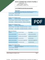 Scdl Business Communication Paper-2