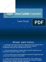 union carbide corporation and bhopal case study