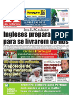 Jornal As Noticias 4 de Junho 2012