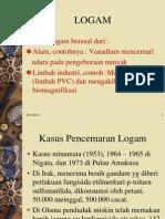 Toksikologi Logam