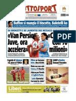 TuttoSport- Onale 17.06.2012