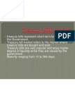 Treasuty Bills Market