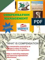 Compensation Unit 3, HRM