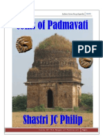 Nagas of Padmavati Coins