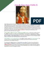 Los Secretos de Don Juan Pablo II