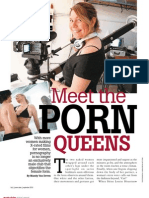 Meet the Porn Queens | Marie Claire