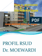Profil & Tata Tertib Pradik 2012 Pegawai Baru