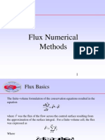 FluxNumerical Methods