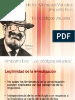 Historia y Semiótica de los Medios - Umberto Eco - Los Códigos Visuales