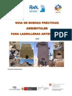 GUÍA DE BUENAS PRÁCTICAS AMBIENTALES PARA LADRILERAS ARTESANALES 2009