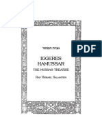 igeret ha mussar - letter on practical kabbalah