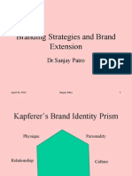 2012-Branding Strategies and Brand Extension UPLOAD