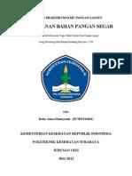 PANGAN SEGAR JADI