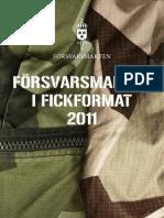 Försvarsmakten i fickformat