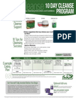 Advocare 24 Day Challenge Cleanse Phase