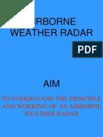 Airborne Weather Radar