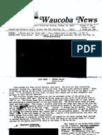 Waucoba News Vol. 2 No. 1 Winter 1978