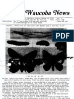 Waucoba News Vol. 5 Winter 1981