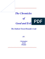 The Chronicles of Good and Evil - The Darkest Tower_Dracula's Lair-Scribd Submission Chap1_A Day of Tears