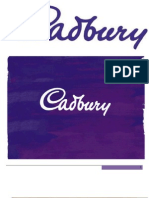 Cadbury Project Final Doc Submitted