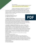 análise de mercado no plano de negócios dornelas