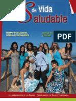 Estilos de Vida Saludable 1ra e 2012