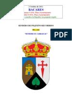 BACARES - Sendero El Carrascal