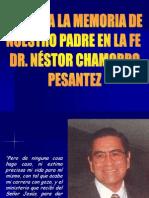 Homenaje Dr. Chamorro y programación
