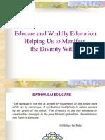 1-Education vs Educare